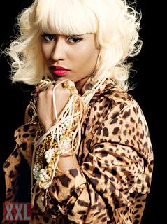 Niki Minaj -- XXL Magazine