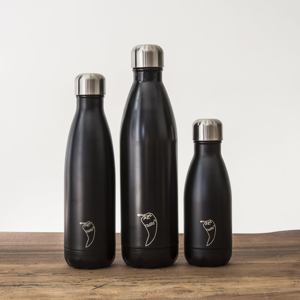 The Bottle — Chilly's Bottles - 24 Hours Cold Reusable ...