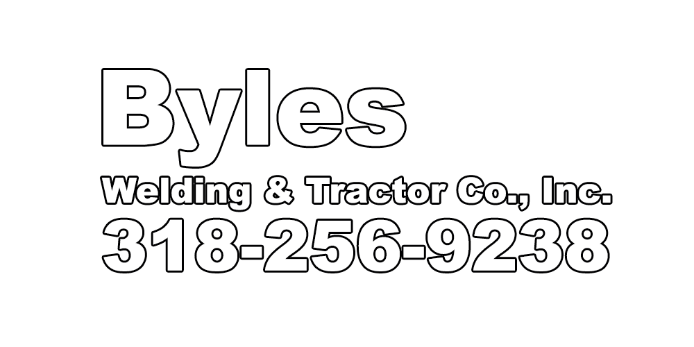 Byles Welding & Tractor Co., Inc. (318) 256-9238