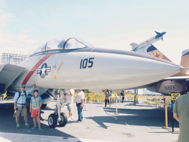 F14 Tomcat found in the movie Top Gun