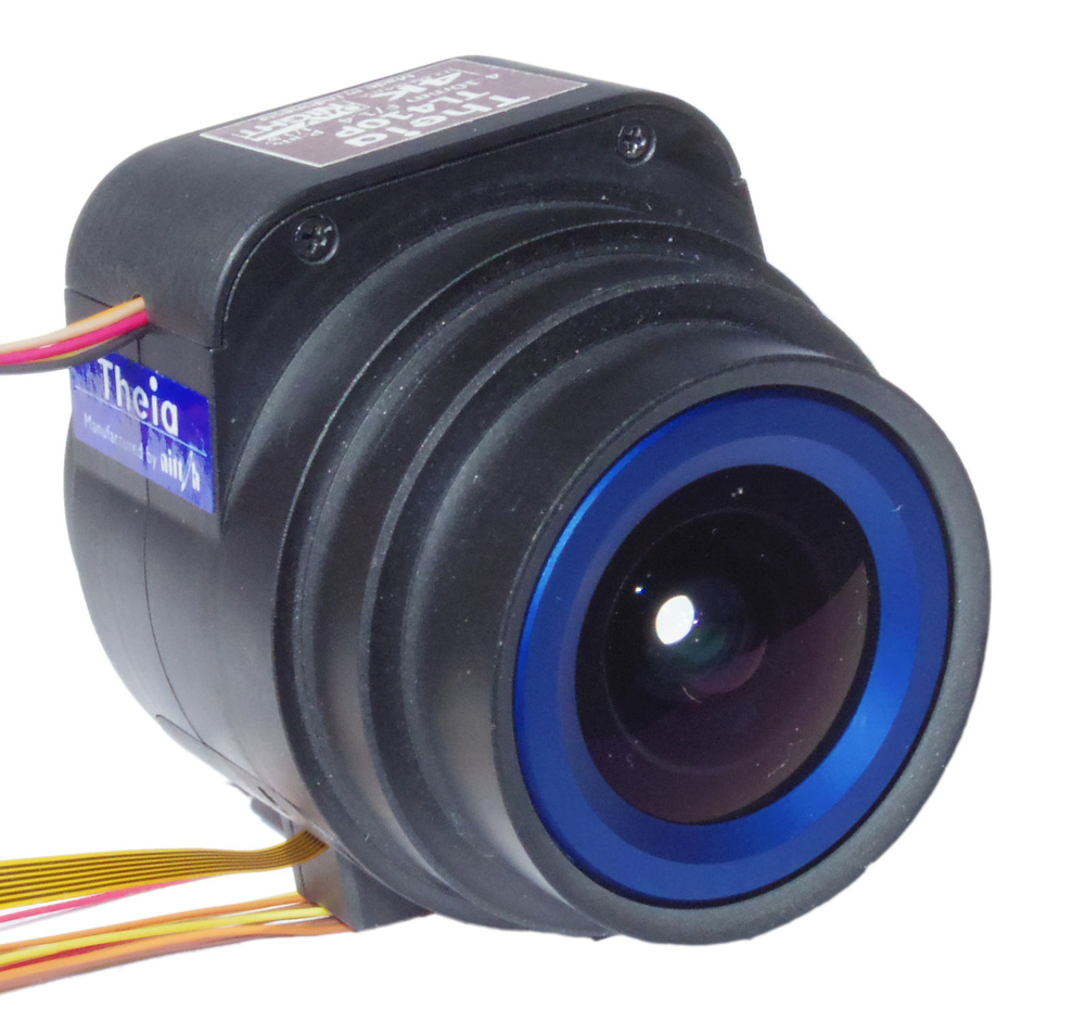 Theia TL410 lens