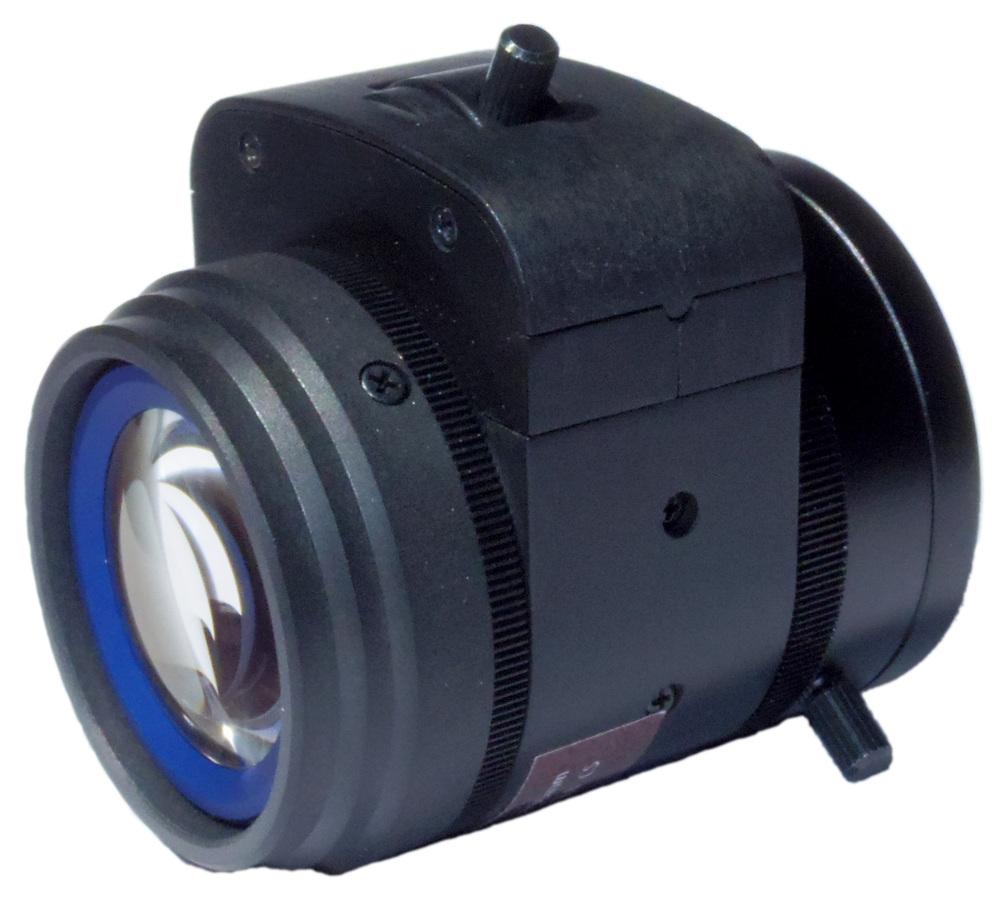 Theia SL1250M lens