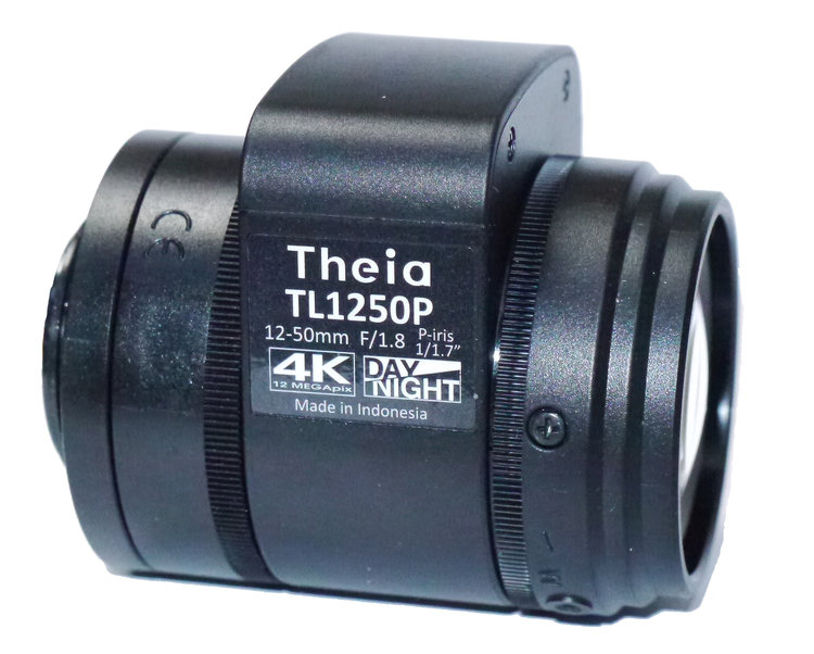 TL1250 motorized 4K telephoto