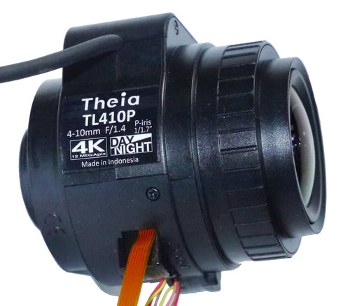 TL410 Motorized 4K varifocal