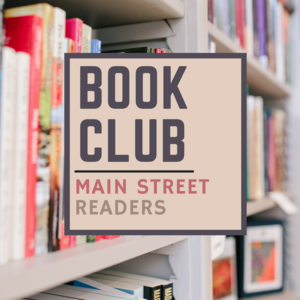 Copy of Main Street Readers Book Club