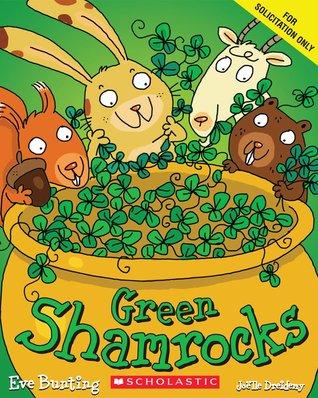 green shamrocks st Patricks day book.jpg
