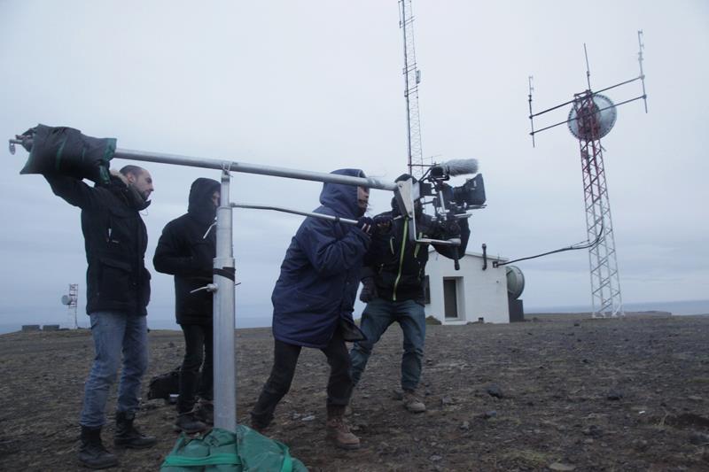 Torr film crew