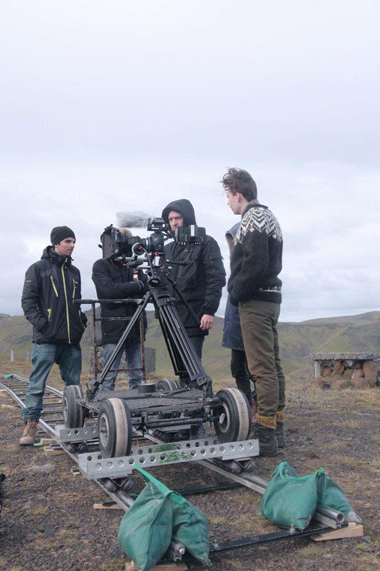Kristjan Torr discusses the shot