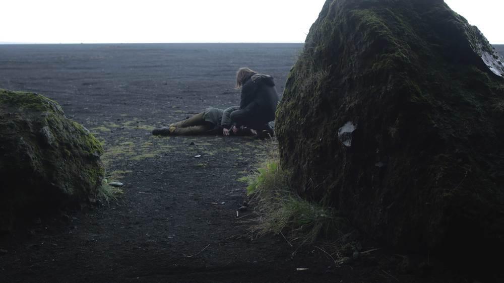 Hjörleifshöfði in South Iceland