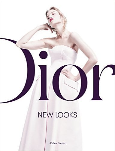 Dior: New Looks is the most recent photographic - not to mention beautiful - tome about one of the most storied and influential fashion houses in the industry.