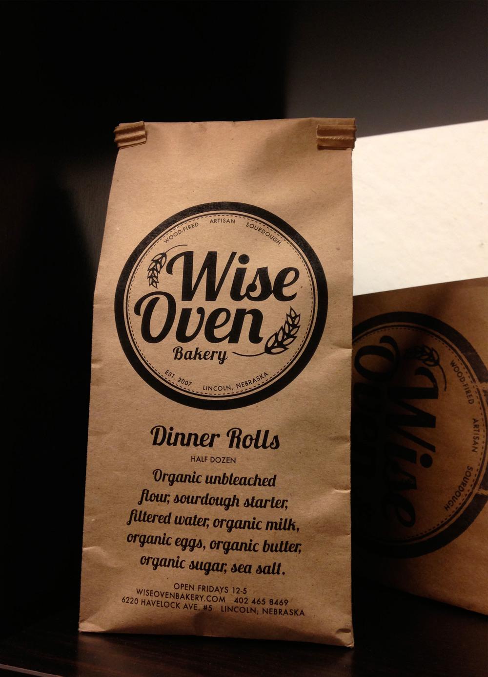 Dinner Roll Packaging