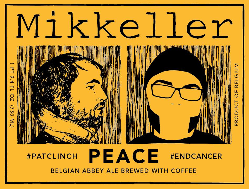 International Beer Label By Mikkeller Brewery