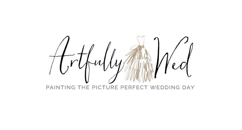 Featured on the ArtfullyWed.Com blog