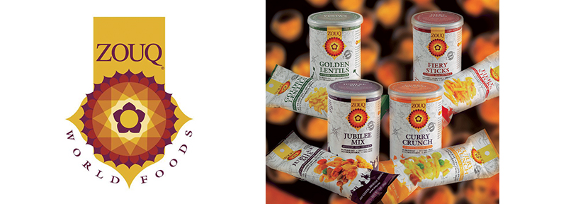 Zouq - Crunchy, healthy, exotically flavored snacks.Zouq.com