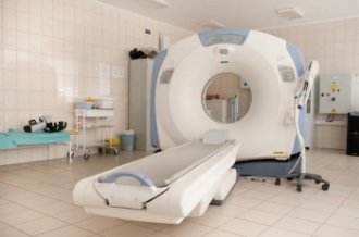 CT Scanner - not the one I used
