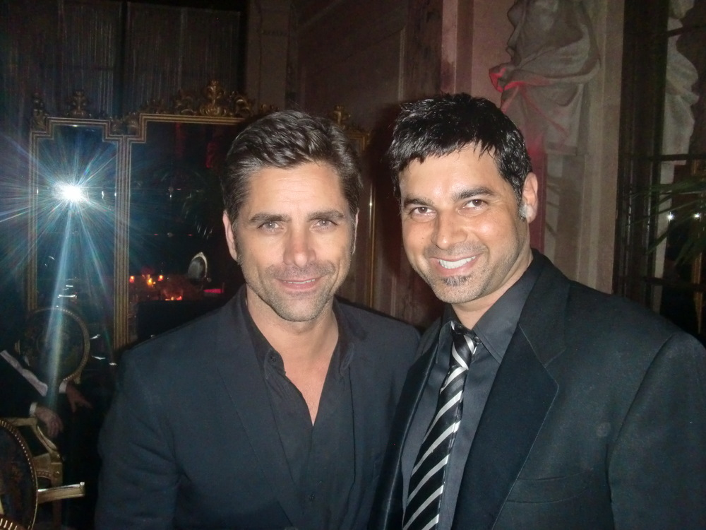 Reef and John Stamos