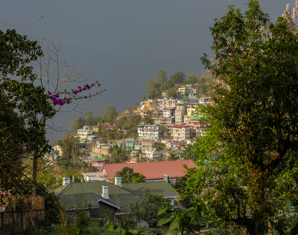 Snippet of Kalimpong