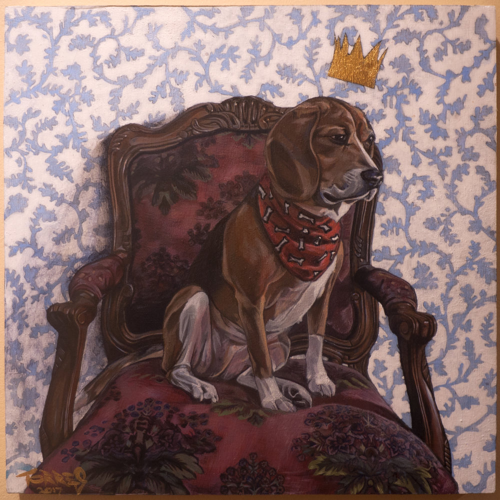 Regal Beagle, 2017