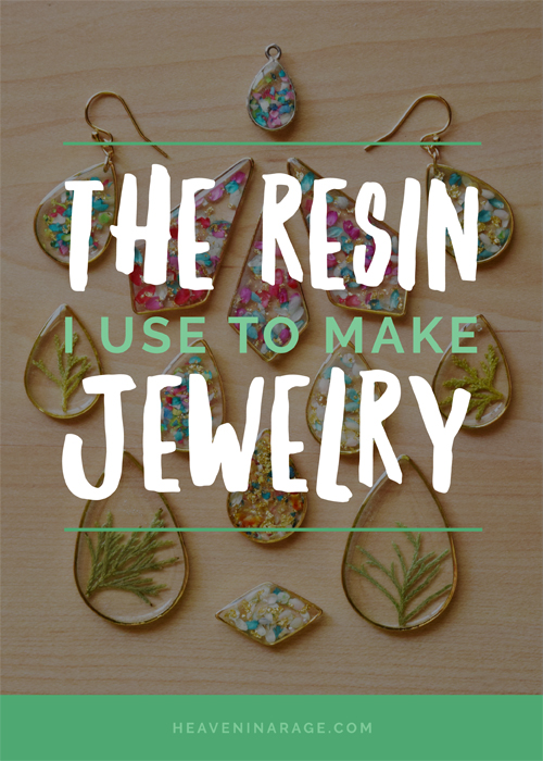 resintomakejewelry