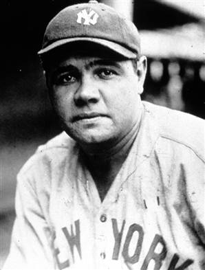 1. Babe Ruth - Babe Ruth, RF/LHPCareer: 1914-35, Red Sox, Yankees, BravesFun fact: 714 homers, two 20-win seasonsThere is no doubt that the Babe was the greatest player who ever lived. That doesn't mean he was the greatest person.Years ago, I was sitting at a picnic table in the Yankees' clubhouse when Pete Sheehy, the ancient clubhouse man, plopped down opposite me. I asked him,