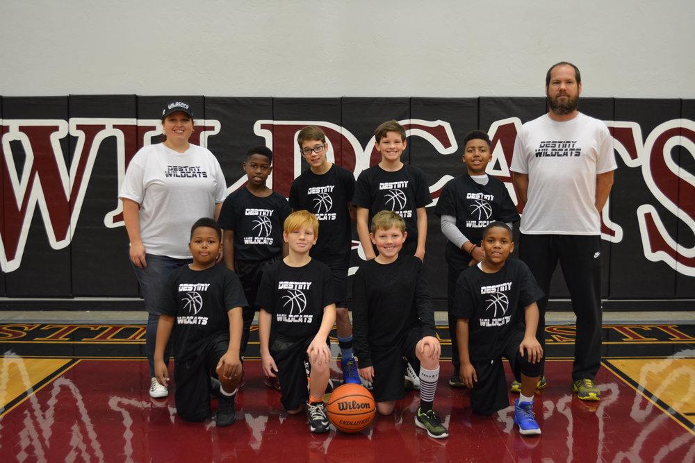 Coach Adams Team.JPG
