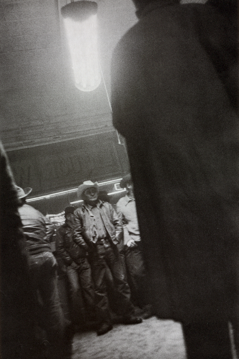 Robert Frank, Bar - Gallup, New Mexico, 1954
