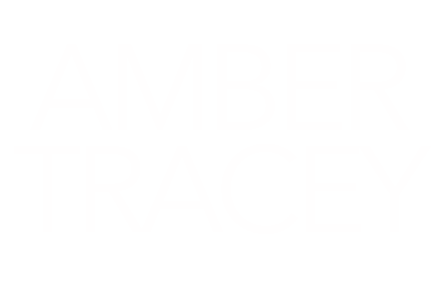 Amber & Tracey