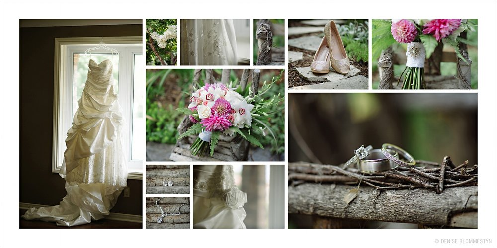 Studio Elle Design - professional wedding albums