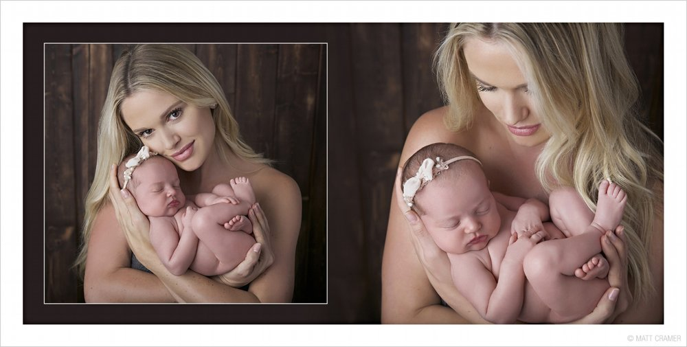 Studio Elle Design - newborn album