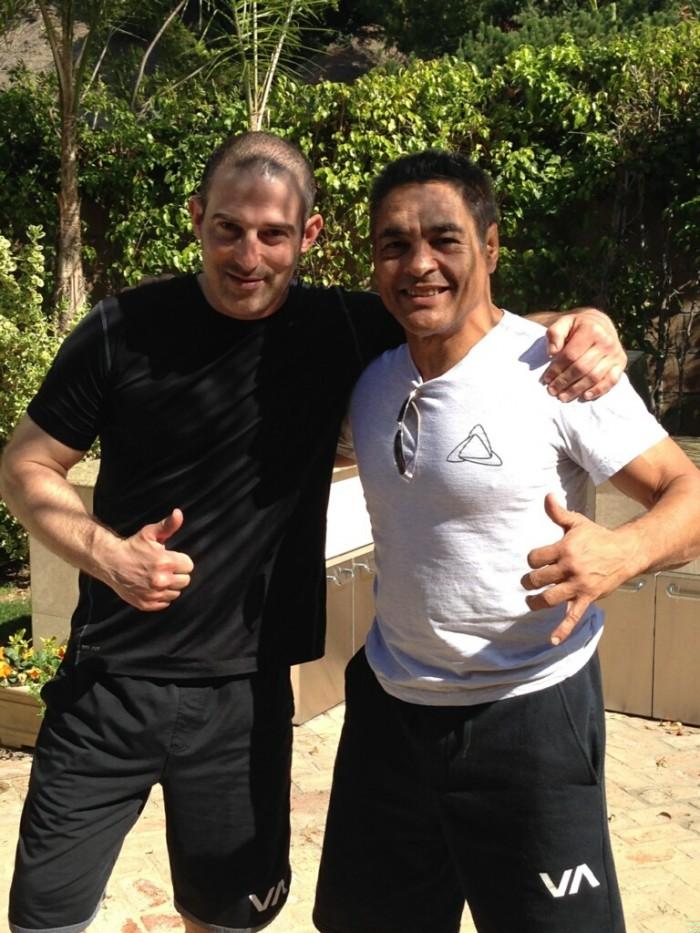 Jiu-Jitsu Legend Rickson Gracie