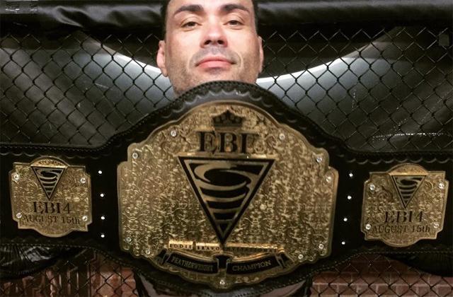 Jiu-Jitsu Star Eddie Bravo
