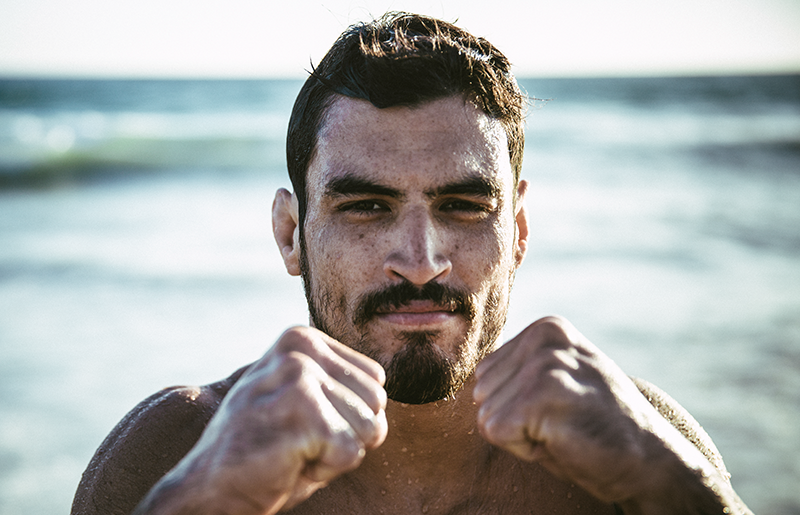 Jiu-Jitsu and MMA Star Kron Gracie