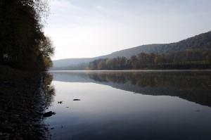 Susquehanna River near Owego, NY Photo Credit: Justin Ennis