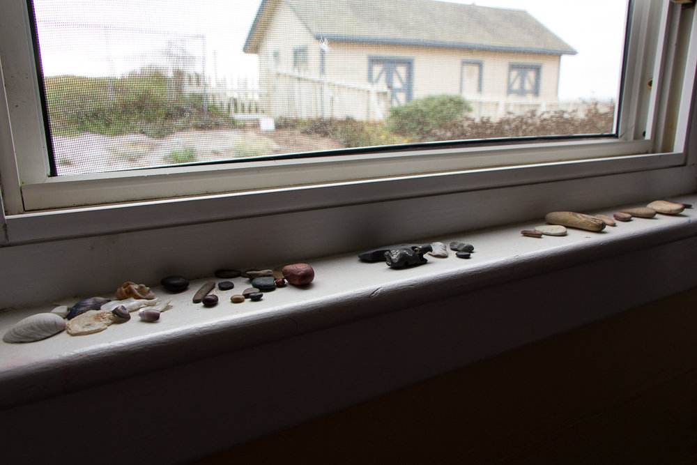 "Diverse as the shells and rocks we collected from the beach. As Kaitlyn asked, ""What do our collections say about us?"""
