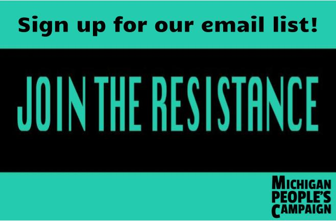 Be the first to hear about the next act of patriotic resistance!