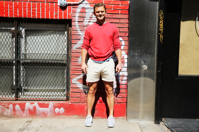 For Men, Leg Abs Are Very Big This Summer