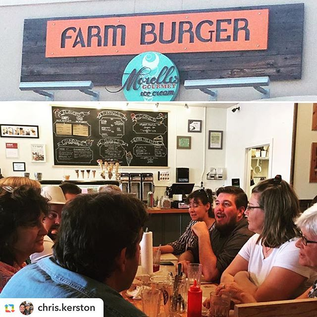 Whirlwind trip with the @savoryinstitute Hub Network family. Fun times & big work, as always! #whathappensinatlantastaysinatlanta  @chris.kerston: Finally tried a Farm Burger 🍔 here in Atlanta. I'll definitely be making the Bay Area locations a regular stop when I'm back home - the food was great!