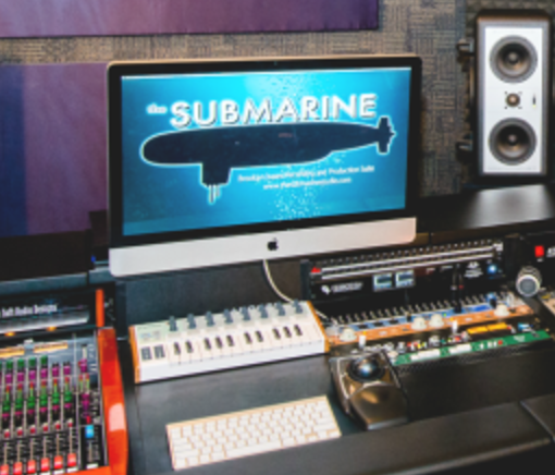 The Submarine Recording Studio