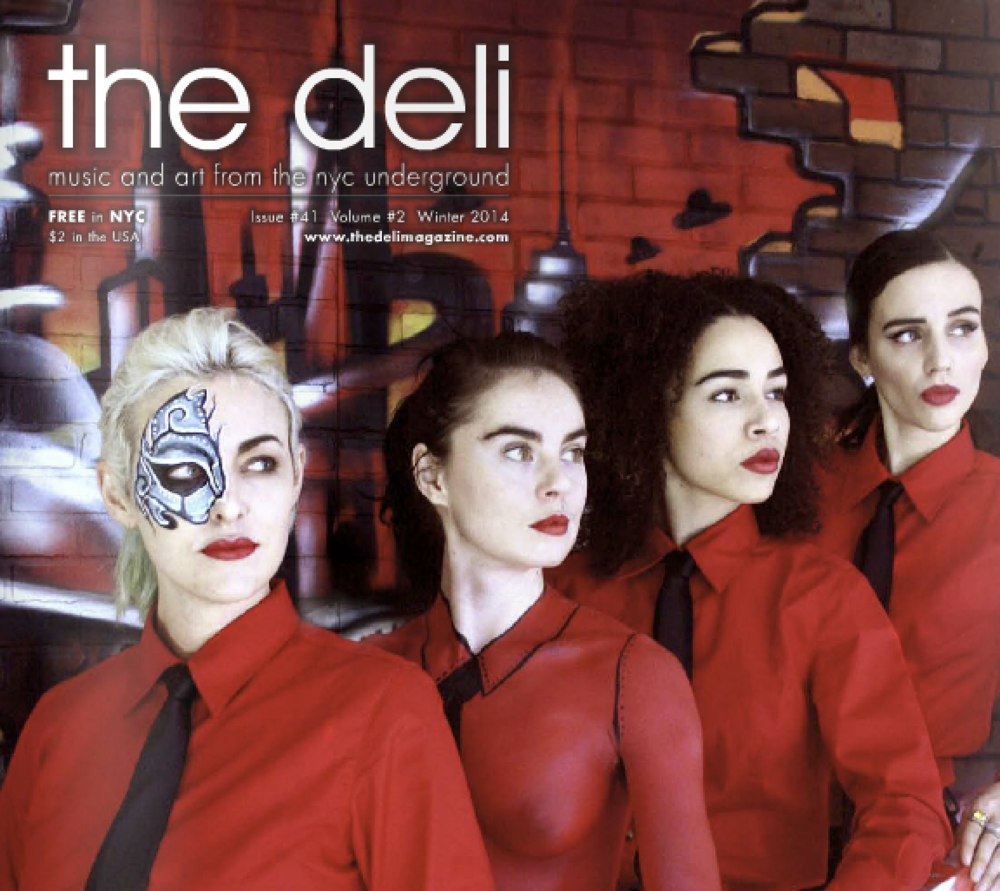 The Deli Magazine