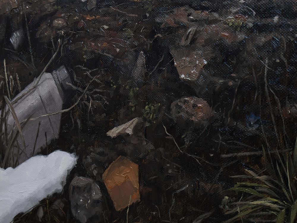 Dragan Bibin - Refuse Heap - Detail 2