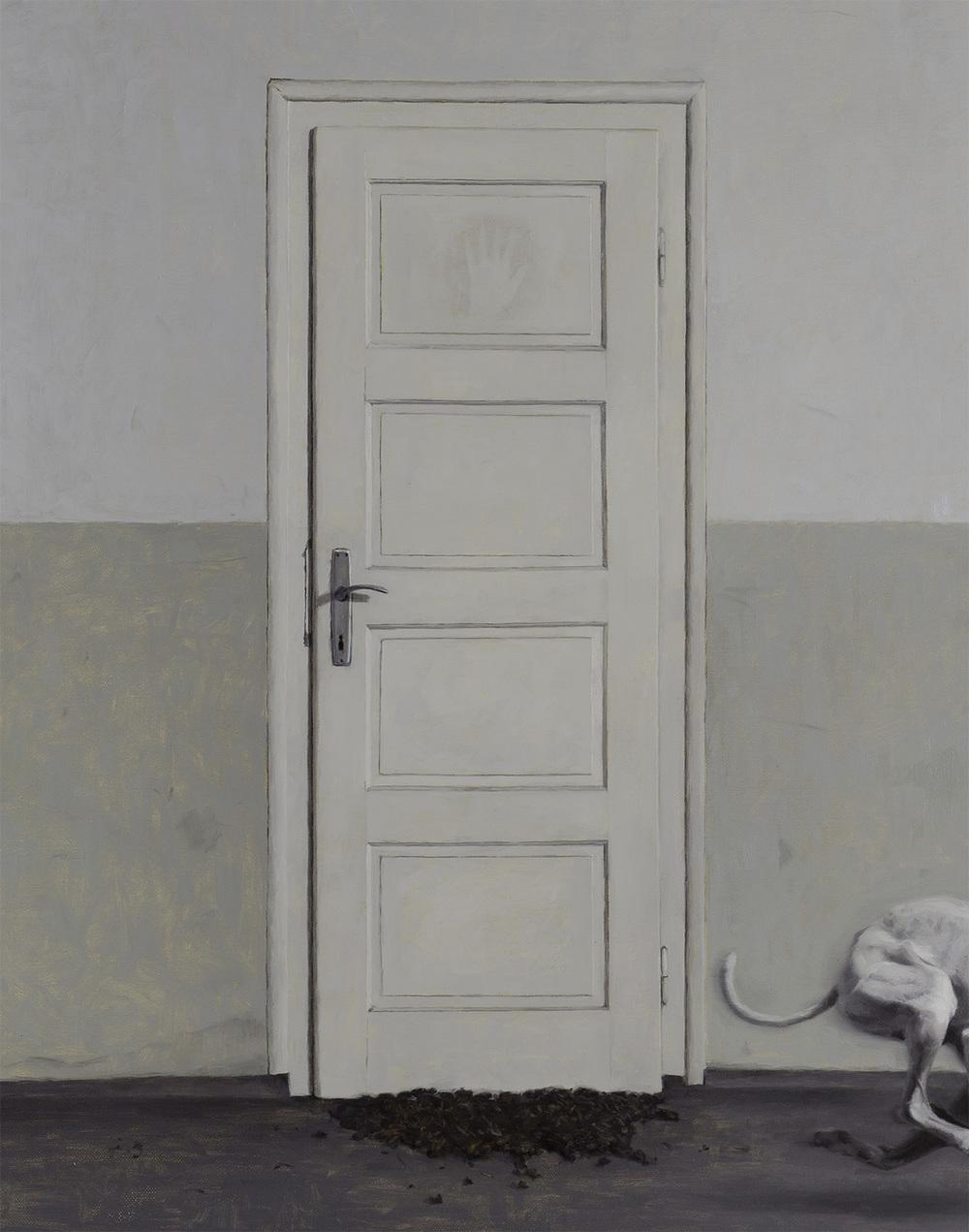 Dragan Bibin - Cave - Detail