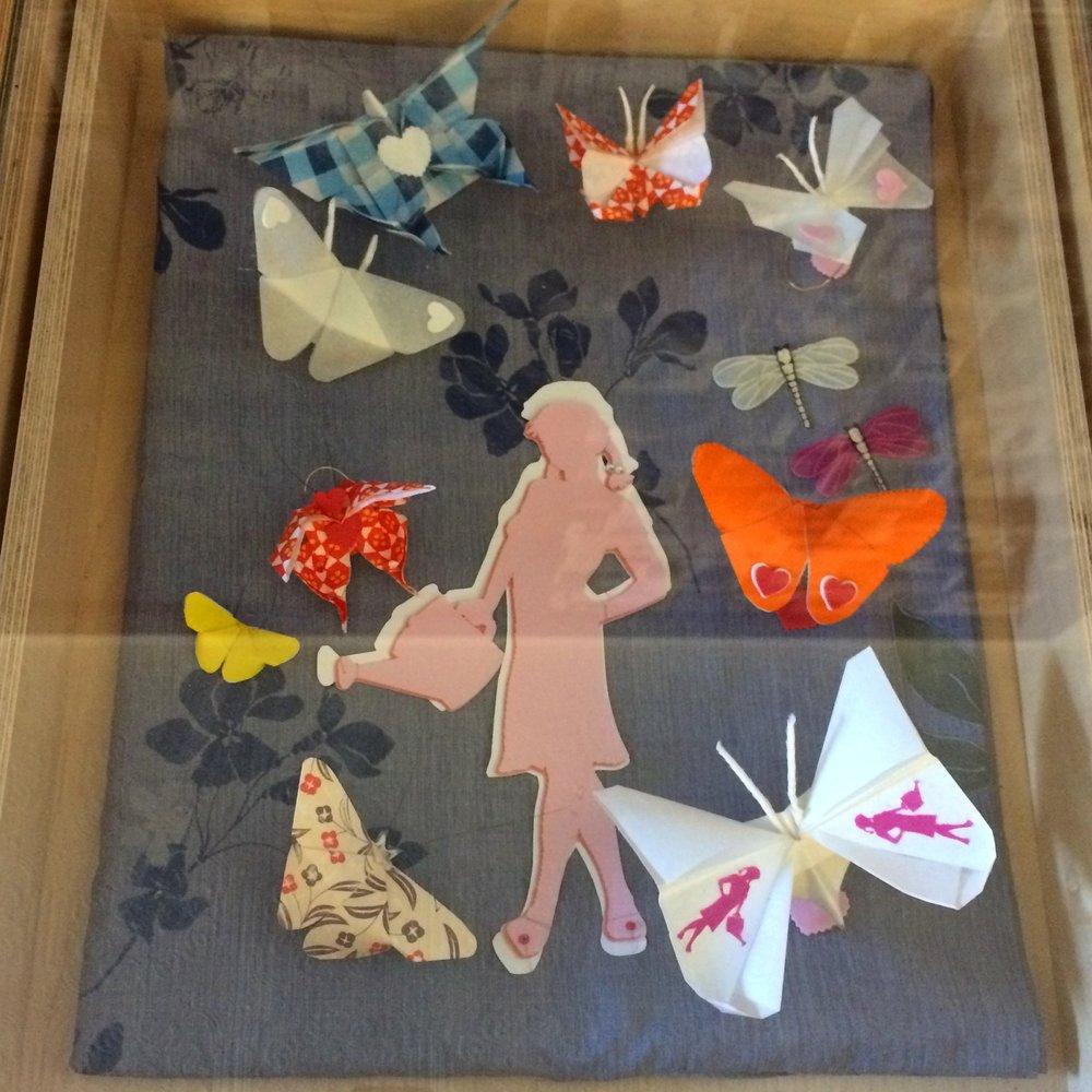 Origami Springtime