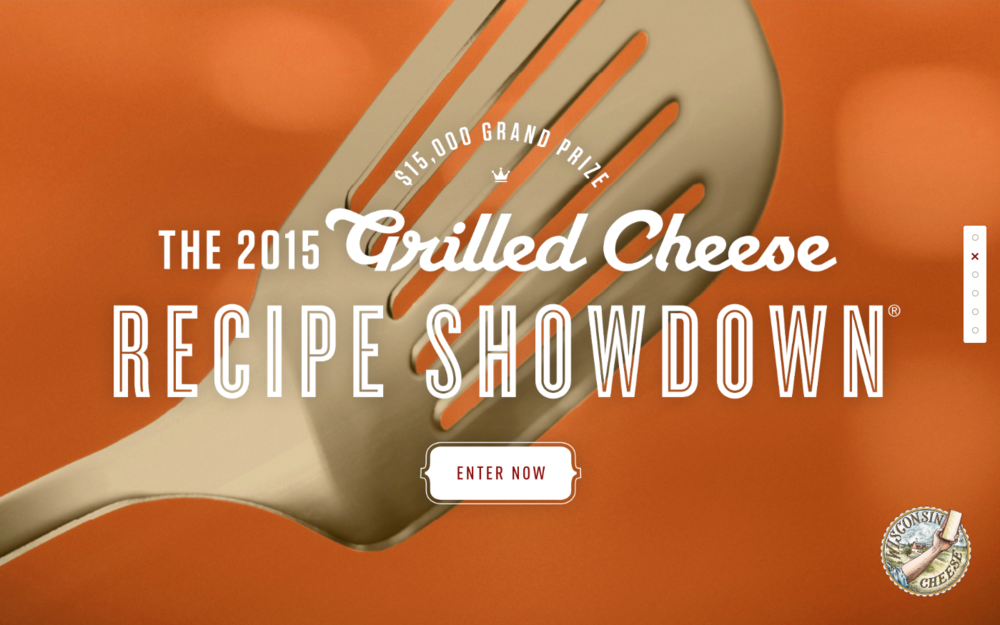 Read more about the contest and take a look at last year's winning recipes  here .