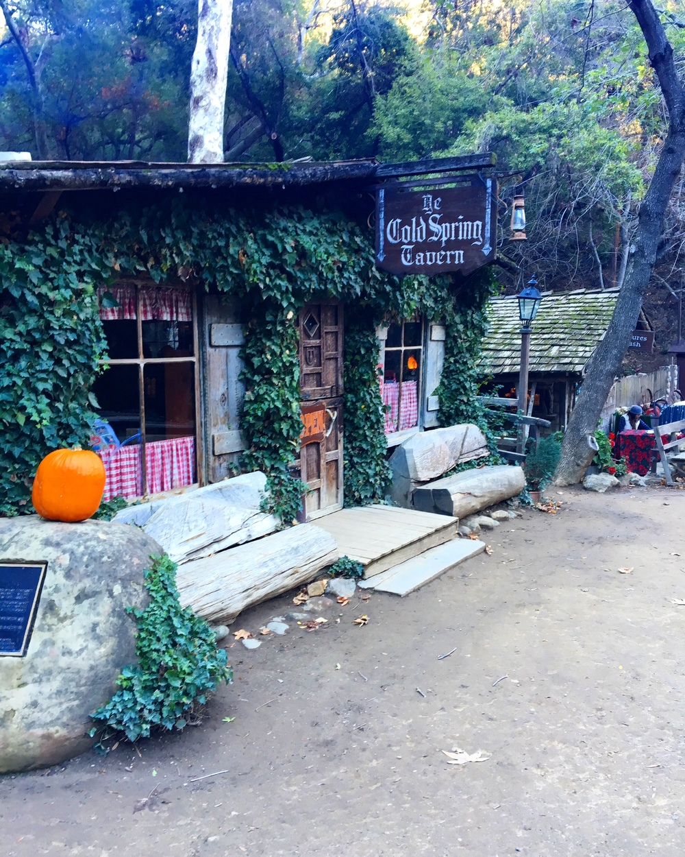 Cold Spring Tavern has been on our bucket list for quite some time. Nestled in the Santa Barbara mountains, you'll find killer tri-tip sandwiches, live music and great beer.