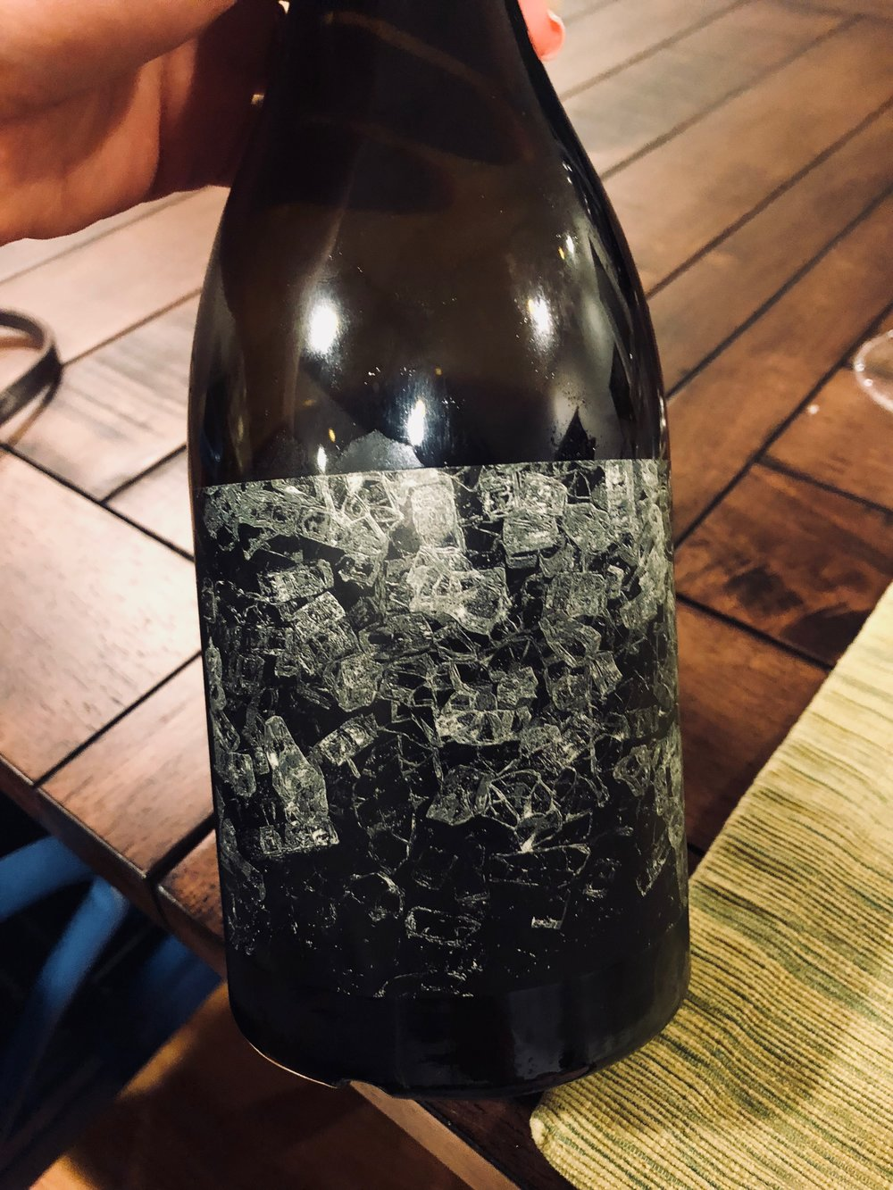 Shatter wine is a collaboration between Trinchero Family Estates and wine making legends Dave Phinney of Orin Swift Wines and Joel Gott of Joel Gott Wines.