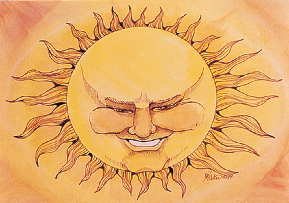CE01 Sun