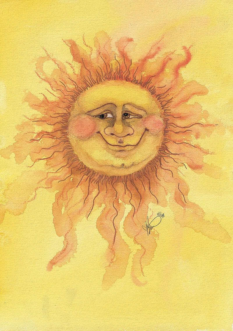 CE12 Sol Sun