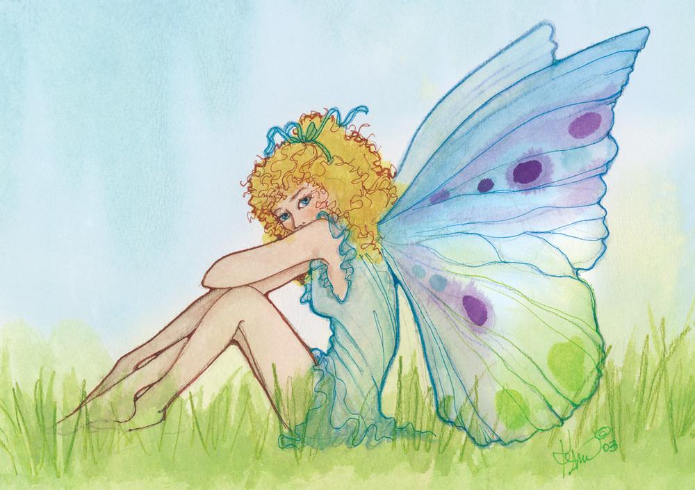 FR17 Butterfly Fairy