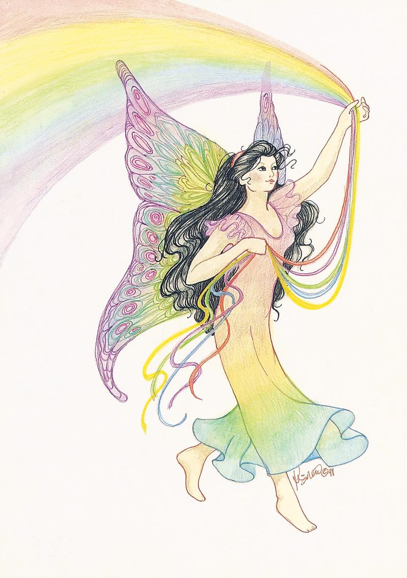 FR04 Rainbow Fairy
