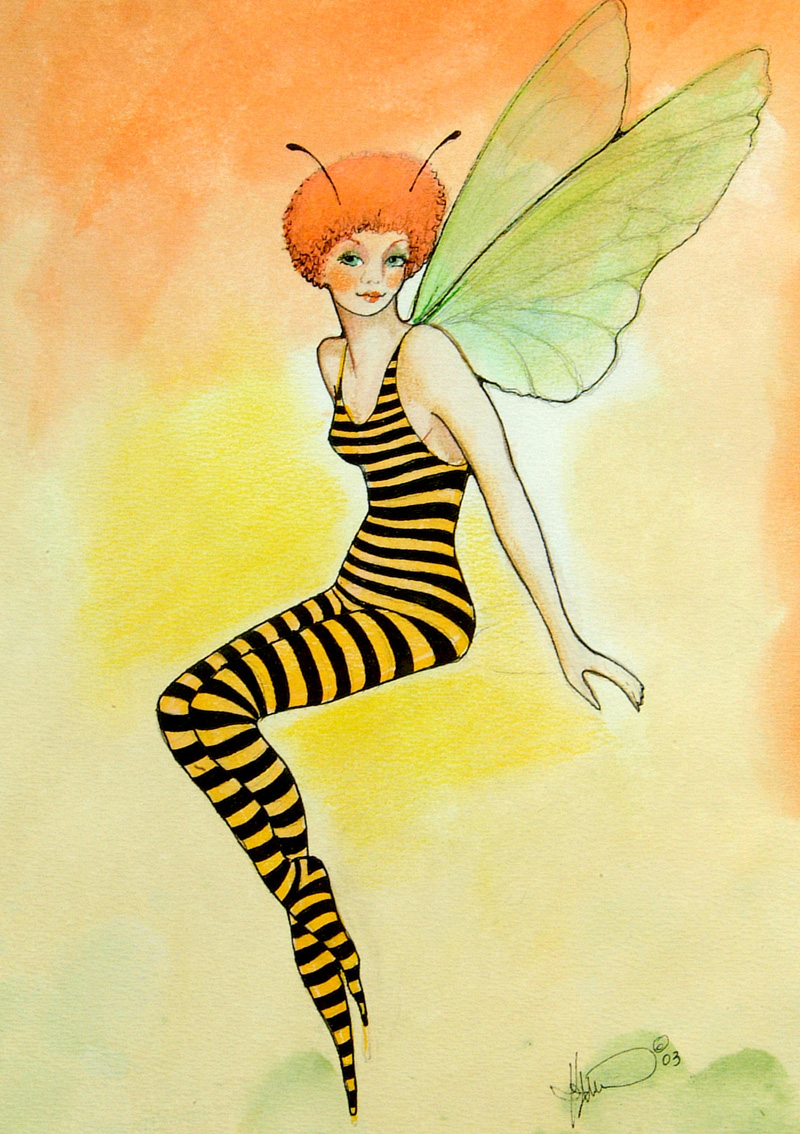 FR14 Bumble Fairy